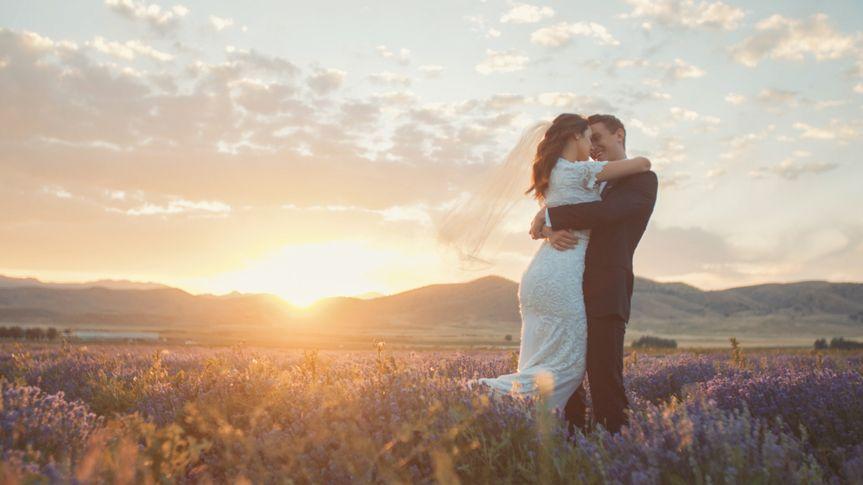 unique wedding videographer utah np films