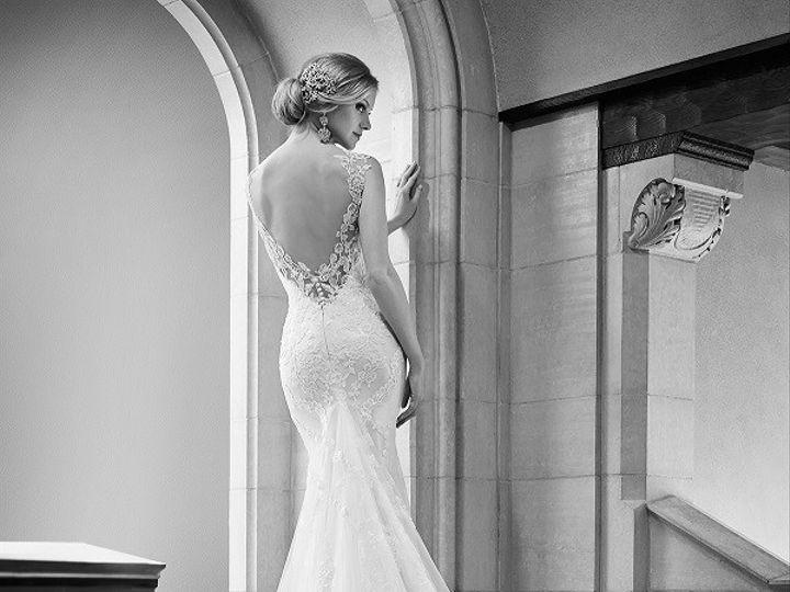 Tmx 1422562918990 675mainzoomweb West Bloomfield, MI wedding dress