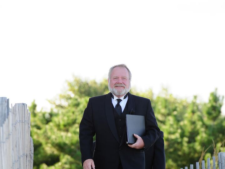 Tmx Delawares Reverend James Officiant 01 51 642766 Rehoboth Beach, Delaware wedding officiant