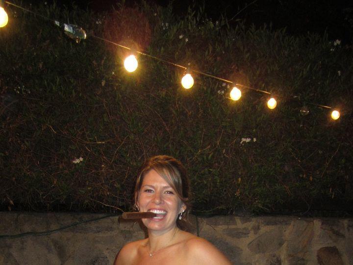 Tmx 1424974735387 Bride With Stogie Citrus Heights wedding favor