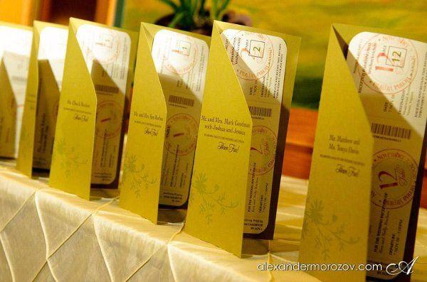 Tmx 1238275717863 Escortcards Savage wedding invitation