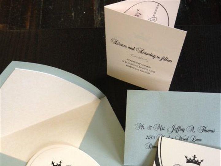 Tmx 1357266020763 Photo1 Savage wedding invitation