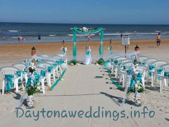 Daytona Beach Weddings By Mrs Marlo