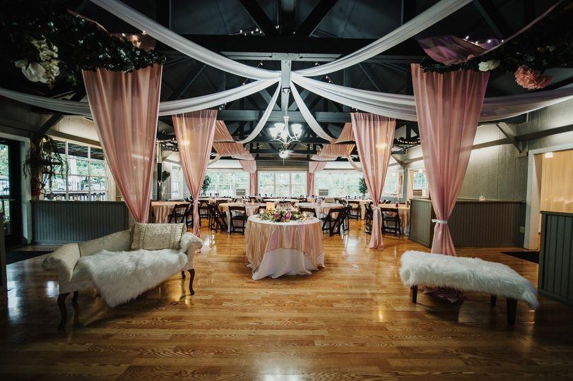 Ballroom -Cake & Dancing
