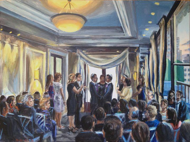 Tmx 1396384727622 Painting Pi Brooklyn, NY wedding favor