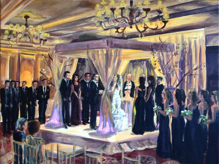 Tmx 1396384822597 Painting Pi Brooklyn, NY wedding favor
