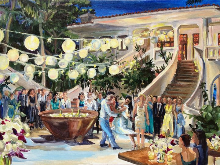 Tmx 1396385379583 Full Painting Pic Smal Brooklyn, NY wedding favor