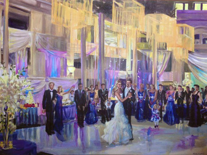 Tmx 1396385454889 Kristin Joe At Curtis Cente Brooklyn, NY wedding favor