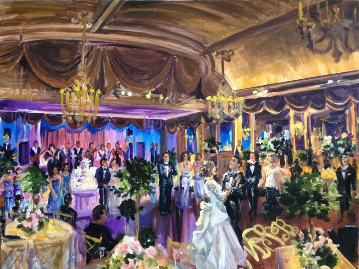 Tmx 1396385616300 Foley Paintin Brooklyn, NY wedding favor