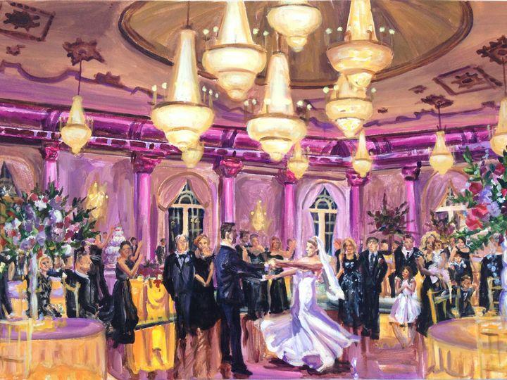 Tmx 1396385767170 Glassman Painting Pi Brooklyn, NY wedding favor