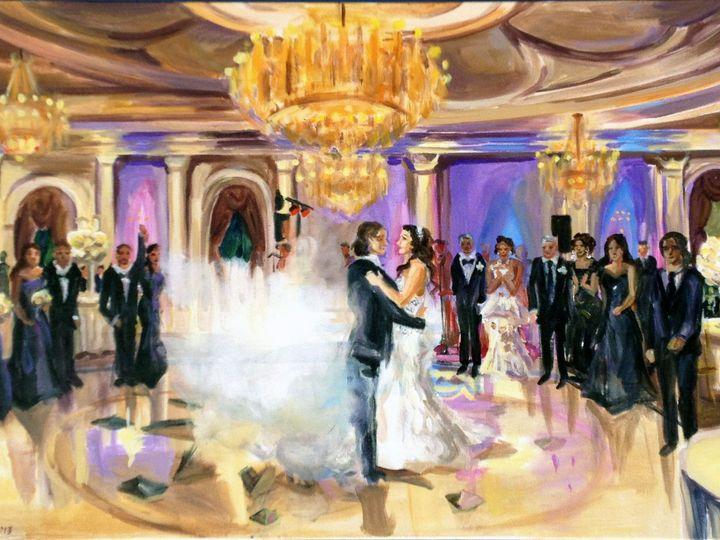 Tmx 1396385851251 La Marca Pi Brooklyn, NY wedding favor