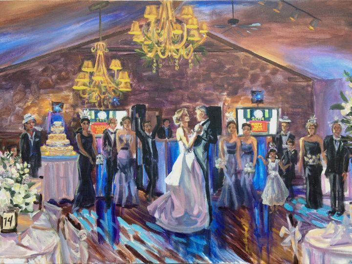 Tmx 1396387113559 Balaban Painting Pi Brooklyn, NY wedding favor