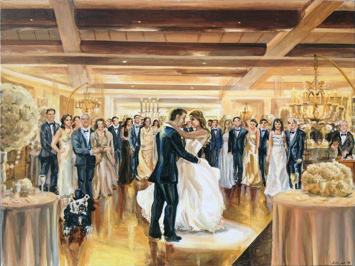 Tmx 1396388366345 Bordenick Paintin Brooklyn, NY wedding favor