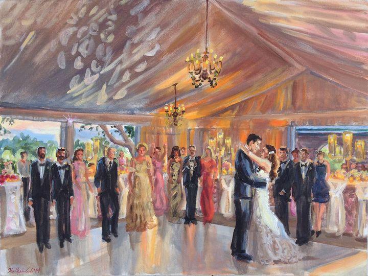 Tmx 1418928846710 Aresty Painting Brooklyn, NY wedding favor