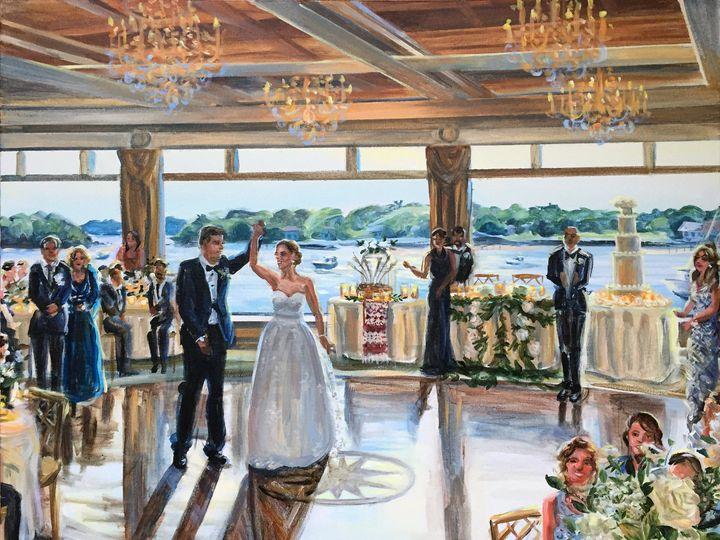 Tmx 1484694402352 Brick Painting Pic Brooklyn, NY wedding favor