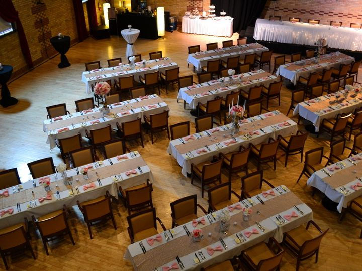 Tmx 1485897790626 Armory May1813 008 Janesville, WI wedding catering