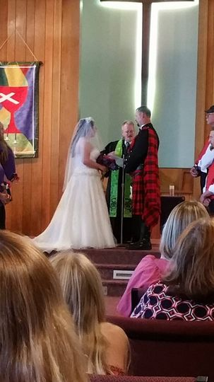 Celtic Church Ceremony