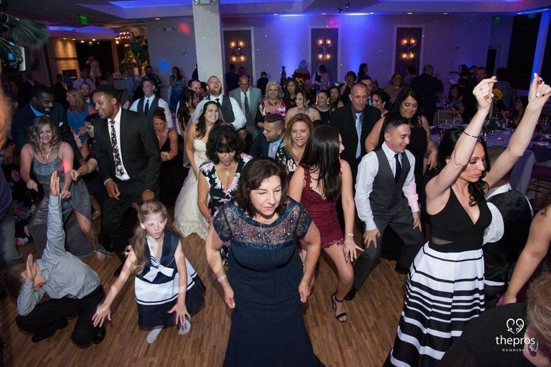 Packed dance floor - The Pros Weddings