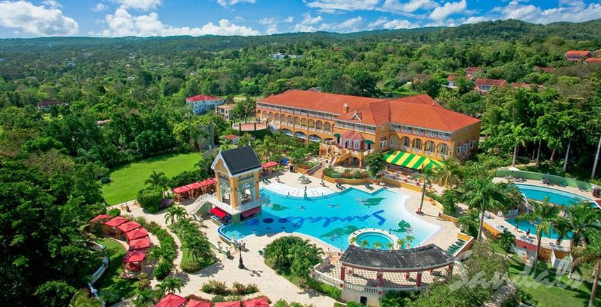 Sandals hotel in Ocho Rios Jamaica