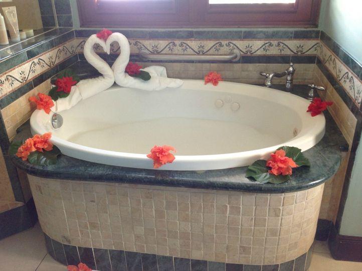 Butler bath service