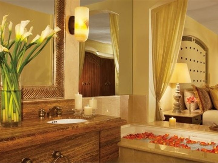 Tmx 1365181659061 Secrets Marquis Los Cabos Junior Suite Bathroom Gaithersburg, MD wedding travel