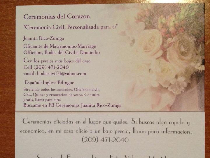 Tmx 1404965110220 Img1995 Stockton wedding officiant
