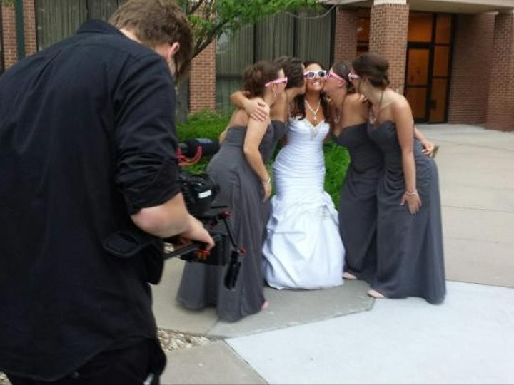 Tmx 1433541128176 Wilhelm Wedding 1 Cedar Rapids wedding videography