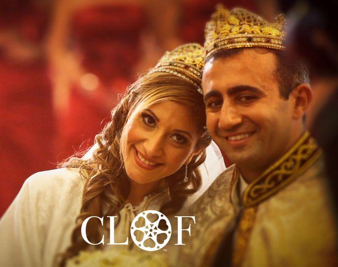 We got into the wedding video business to meet all kinds of people from different religions and...