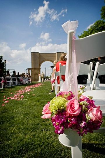 Bliss Weddings & Events client:  Leonard Kelly