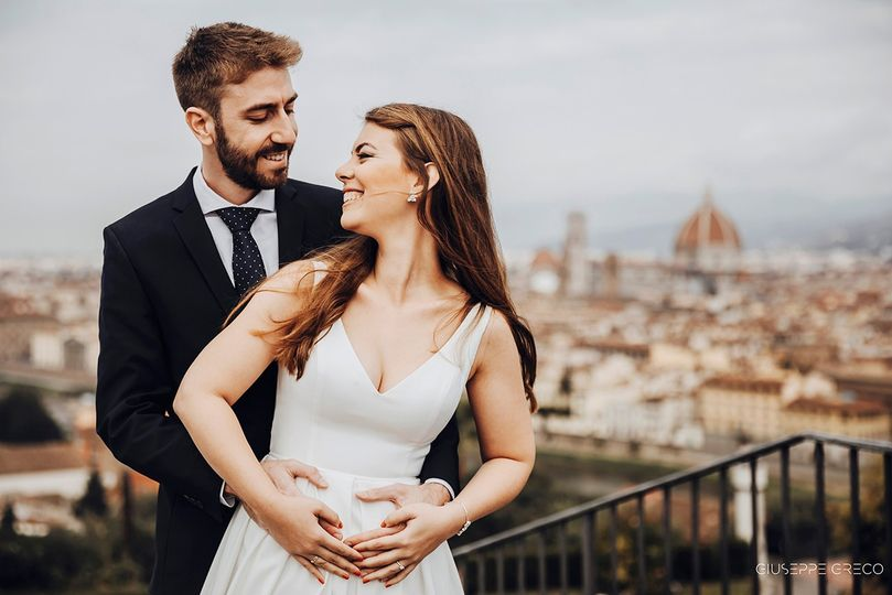 Wedding in Florence!!