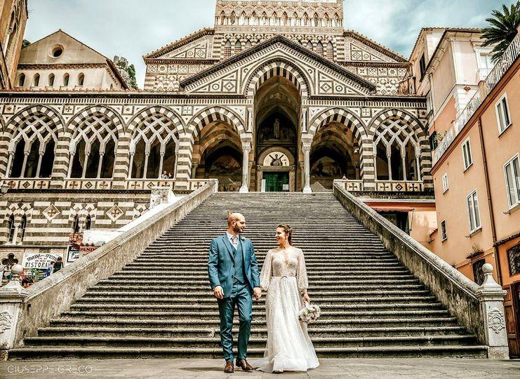 Wedding in Amalfi dome!!