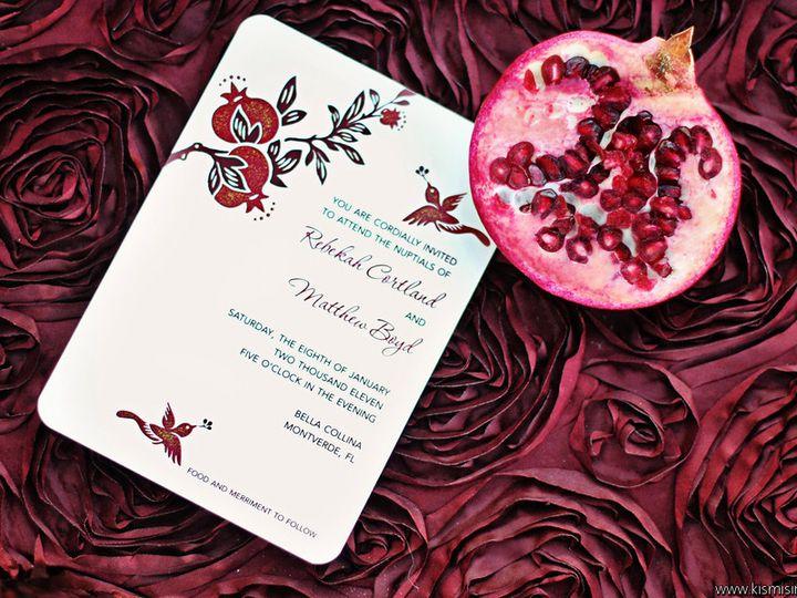 Tmx 1376060875892 Redwinterredwinterkismisinkphotographydsc0159low Tampa, FL wedding rental