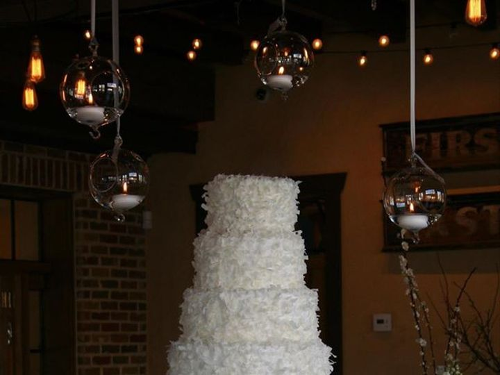 Tmx 1451261326581 Coconut Dream Wells wedding cake