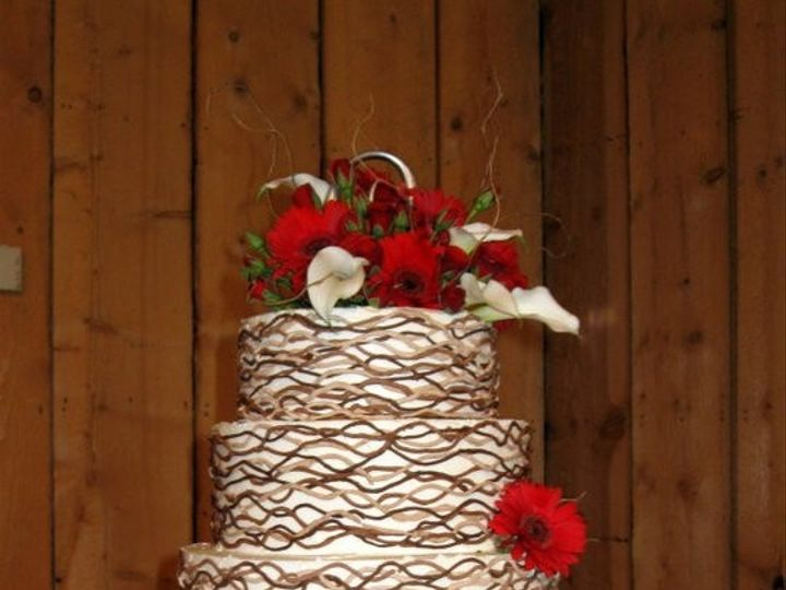 Tmx 1451261450025 Love Weave   Copy   Copy Wells wedding cake