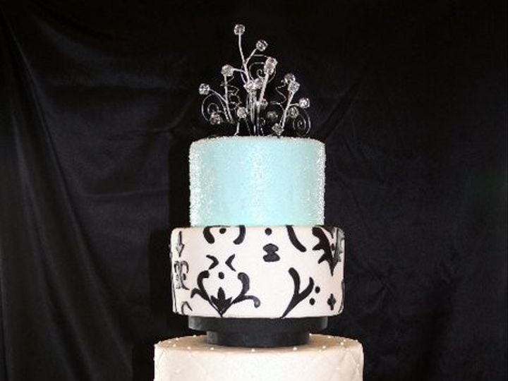 Tmx 1451261575991 Stencil Tower   Copy   Copy Wells wedding cake