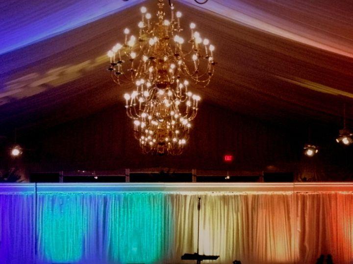 Tmx 1388688805990 Gv Curtain Rainbow Mo Wakefield, Rhode Island wedding eventproduction