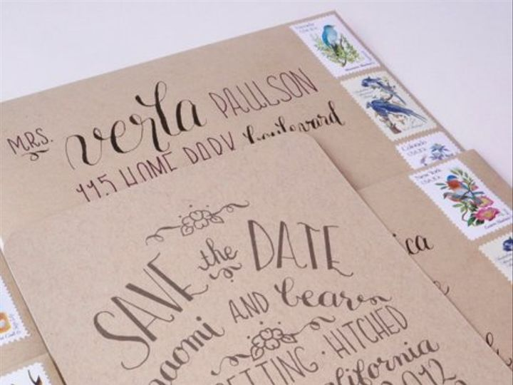 Tmx 1347722100899 SavetheDate3 Fullerton wedding invitation