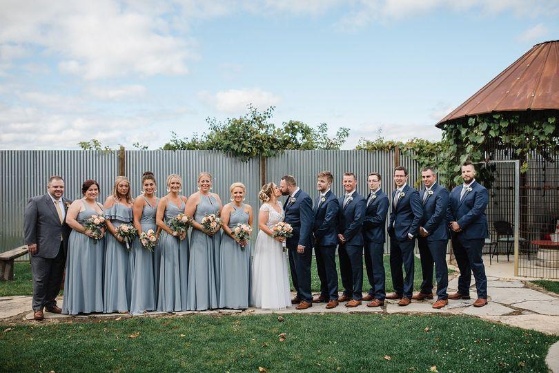 Quicksilver Wedding Photograph