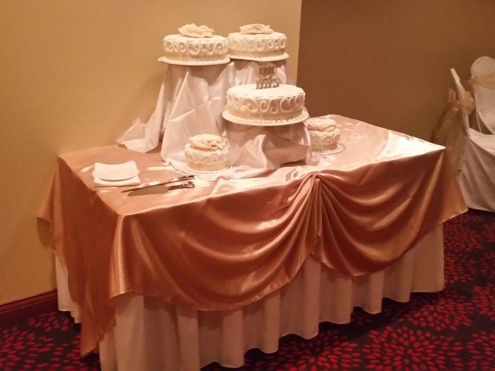 Tmx 1455725119022 Cake Table090515 Pewaukee, WI wedding venue