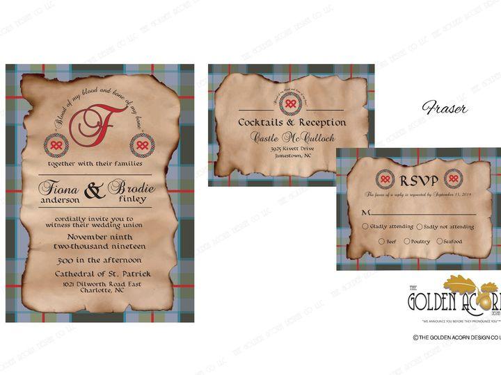 Tmx Online Gallery Fraser 51 777866 158576249630902 Yantic, CT wedding invitation