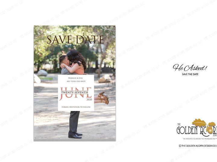 Tmx Std Onliine Gallery He Asked 51 777866 158576302018568 Yantic, CT wedding invitation