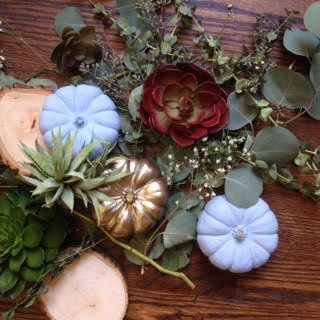 We love fall weddings too. Okay we love every season. But these fall tones really stand out.