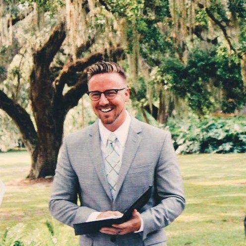 Pastor Chris Johnson - Wedding Officiant