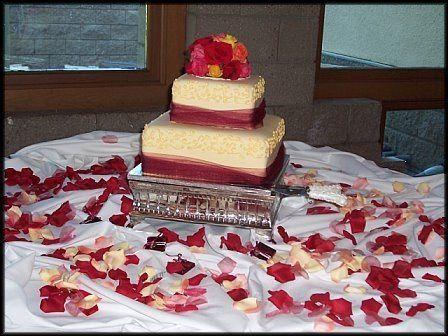 Sheer Ribbon Cake