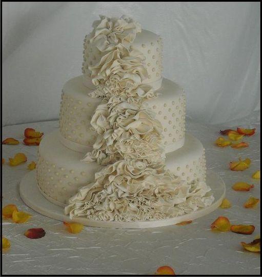 Scrunches Cake