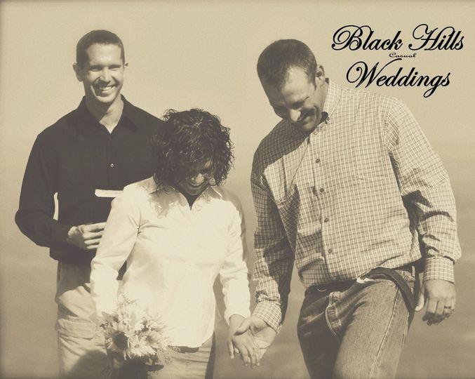 Black Hills Casual Weddings