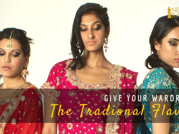 Tmx 1455857691890 Give Your Wardrobe  The Tradional Flavor Union City wedding dress
