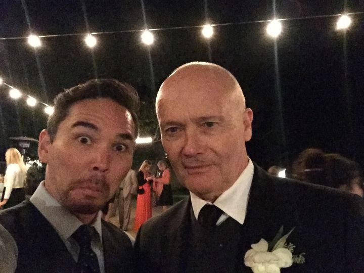 Father of the Bride: Creed!