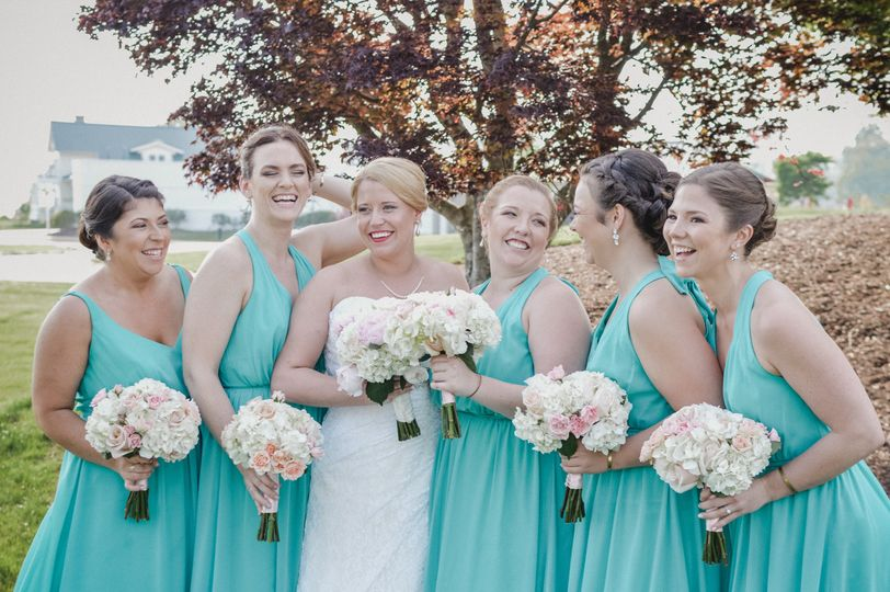 williamsburg summer wedding sweet adeline wedding