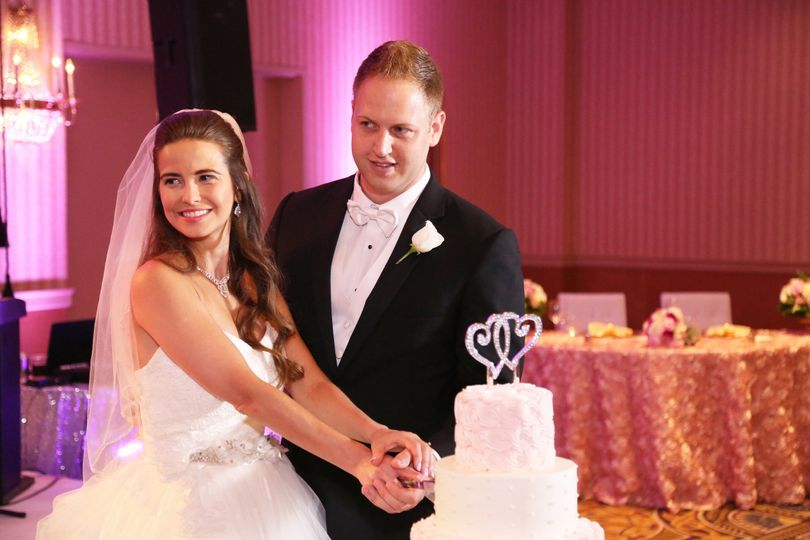 Cutting the cake at Valley Forge Casino Resort